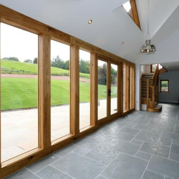 Bespoke windows countryside