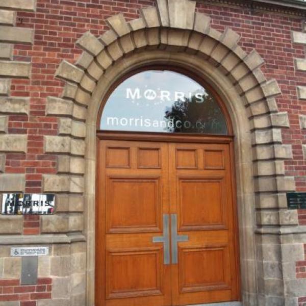 Morris & Co doors